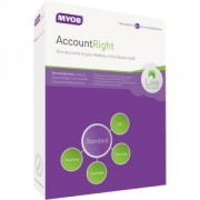 MYOB AccountRight Standard - Complete Product - 1 User - Accounting - Standard Retail - PC