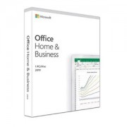 MICROSOFT OFFICE HOME AND BUSINESS 2019 MEDIALESS 1PC